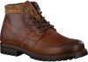 Cognac OMODA Lace-up boots 710056 - small
