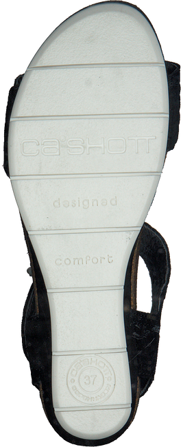 Black CA'SHOTT Sandals 15045 - large