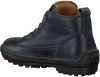 Blue DEVELAB Ankle boots 46073 - small