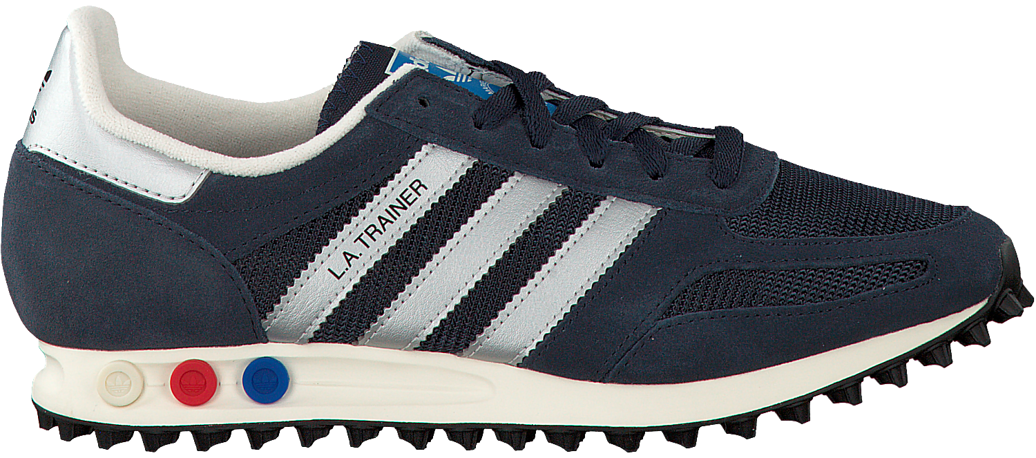 b56fc1e8759 Blue ADIDAS Sneakers LA TRAINER OG HEREN - large. Next