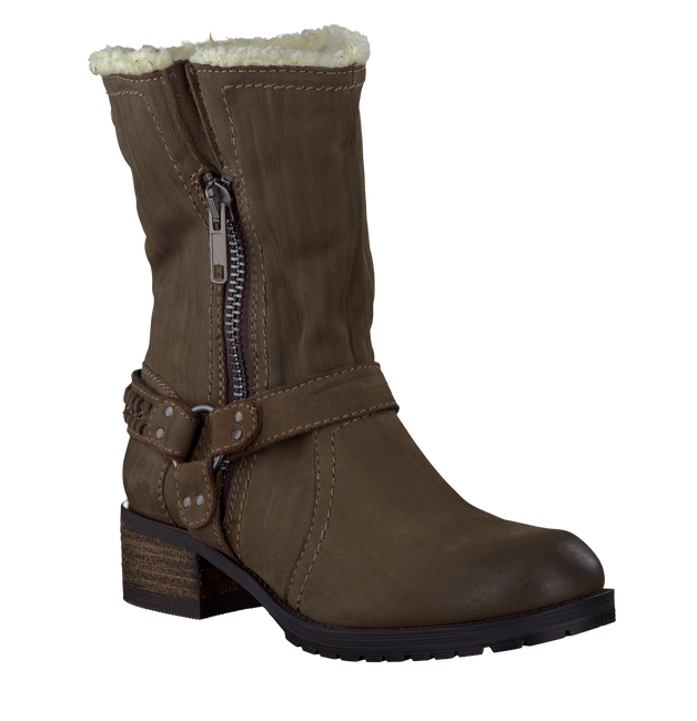 Taupe OMODA High boots 6454017 - large