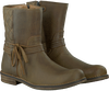 Brown OMODA High boots 1057 - small