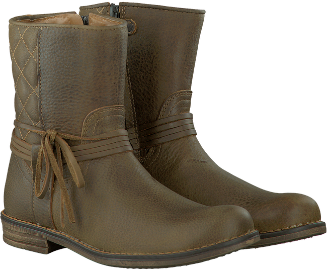 Brown OMODA High boots 1057 - large