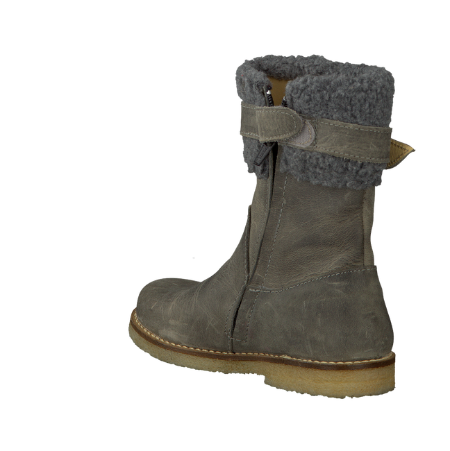 Grey SHOESME High boots CR111710 - large