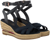 Blue TOMMY HILFIGER Sandals ICONIC ELBA CORPORATE  - small