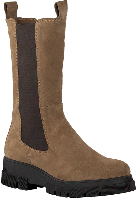 Taupe NOTRE-V Chelsea boots KIM  - large