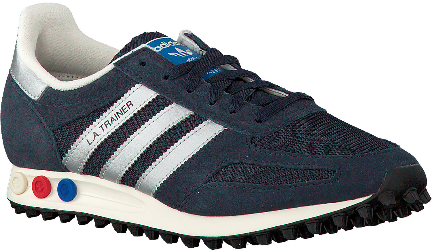 Blue ADIDAS Sneakers LA TRAINER OG HEREN