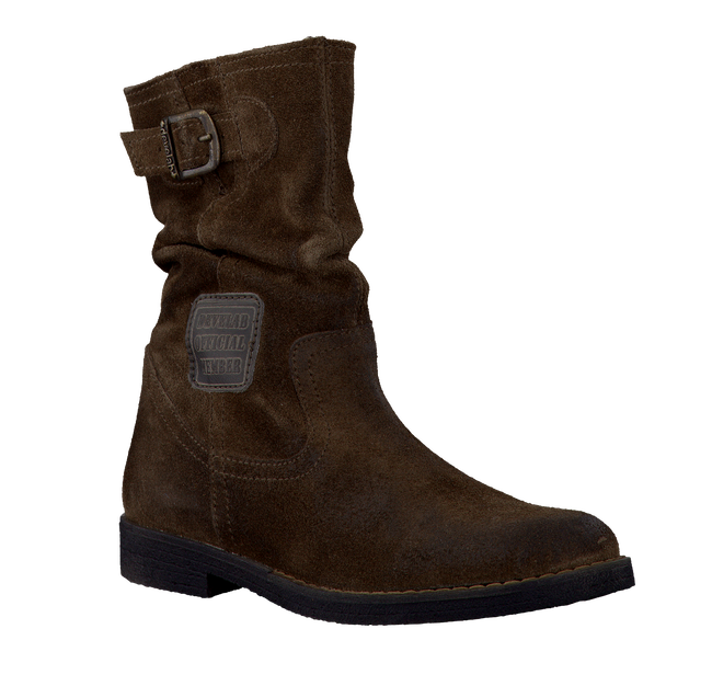 Taupe DEVELAB High boots 2448 - large