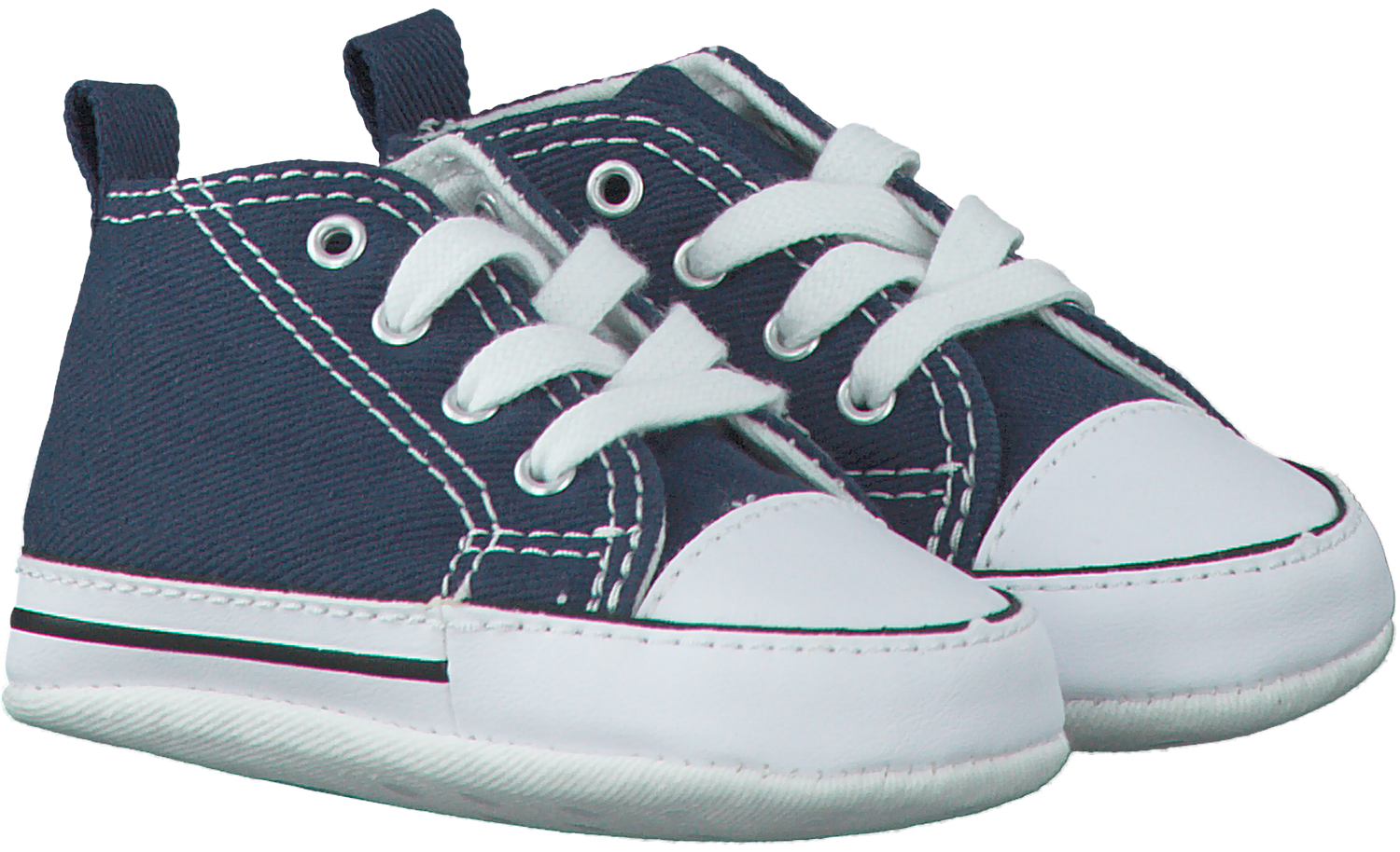 c48b4330594ec8 discount converse crib all star boots in navy main image 54a9b 847b2  italy  blue converse baby shoes first star. converse. previous 70814 81260