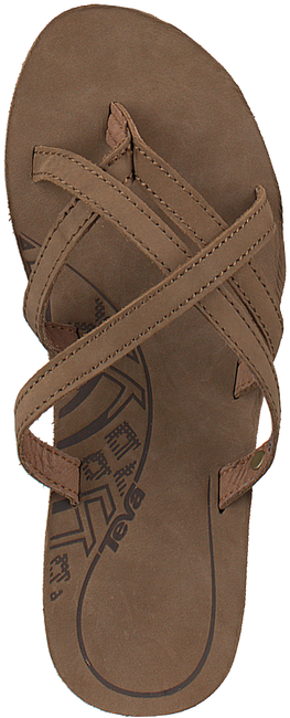 Brown TEVA Sandals OLOWAHU - large