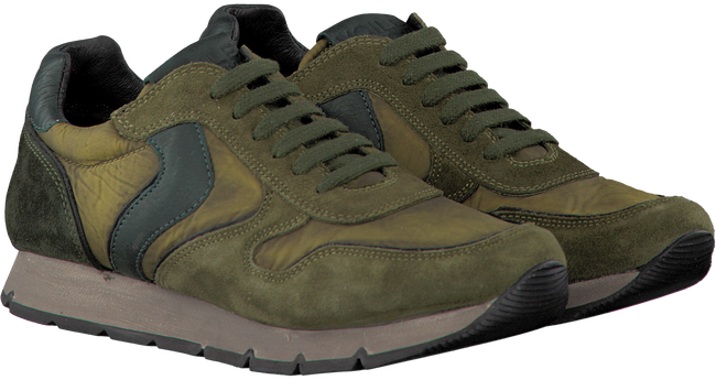 Green VOILE BLANCHE Sneakers LIAM JUNIOR - large