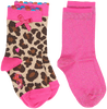 Pink LE BIG Socks KATELY SOCK 2-PACK - small