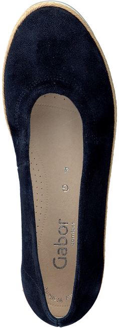 Blue GABOR Slip-on shoes 400  - large