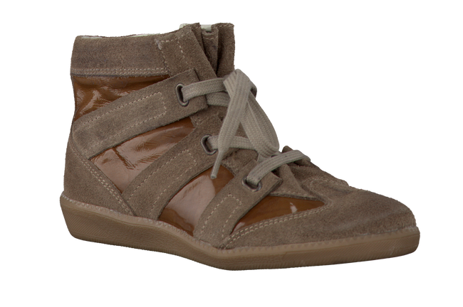 Taupe BANA&CO Sneakers 45020 - large