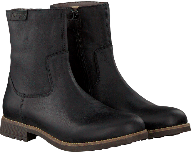 Black BRAQEEZ Booties NOOR NOVA - large