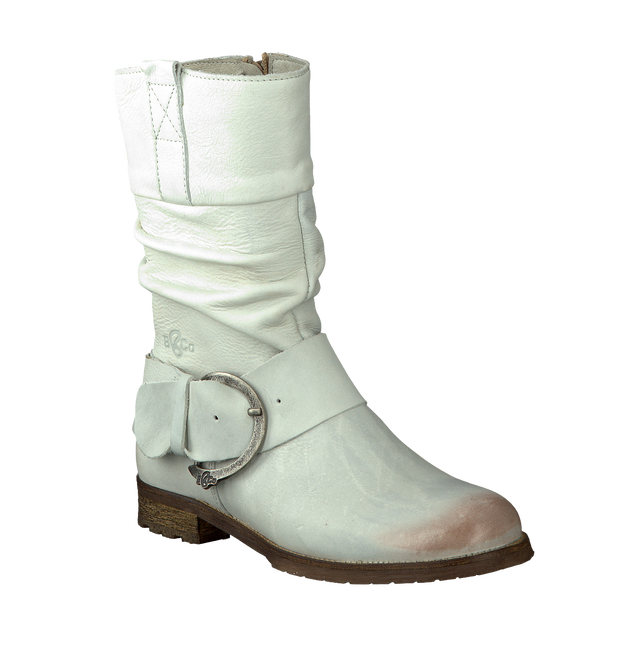 White BANA&CO High boots 45330 - large