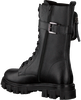 Black APPLES & PEARS Lace-up boots 7944  - small