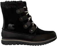 Black SOREL Ankle boots COZY JOAN - medium