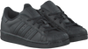 Black ADIDAS Sneakers SUPERSTAR KIDS - small