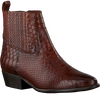 Cognac OMODA Booties SONIA  - small