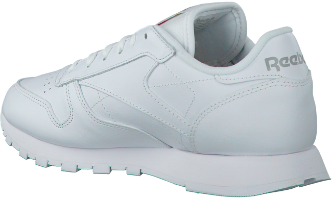 White REEBOK Sneakers CL LEATHER WMN - large