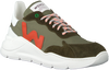 Green WOMSH Low sneakers WAVE  - small
