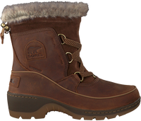 Brown SOREL Ankle boots TORINO PREMIUM - medium