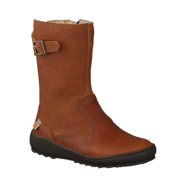 Cognac ART High boots A911 - large