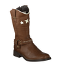 Brown HIP High boots 41638 - small