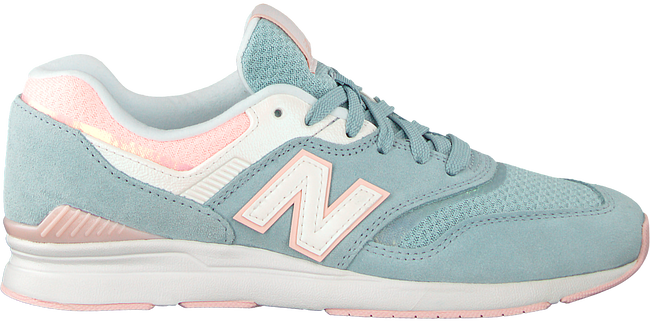 Grey NEW BALANCE Sneakers WL697 - large