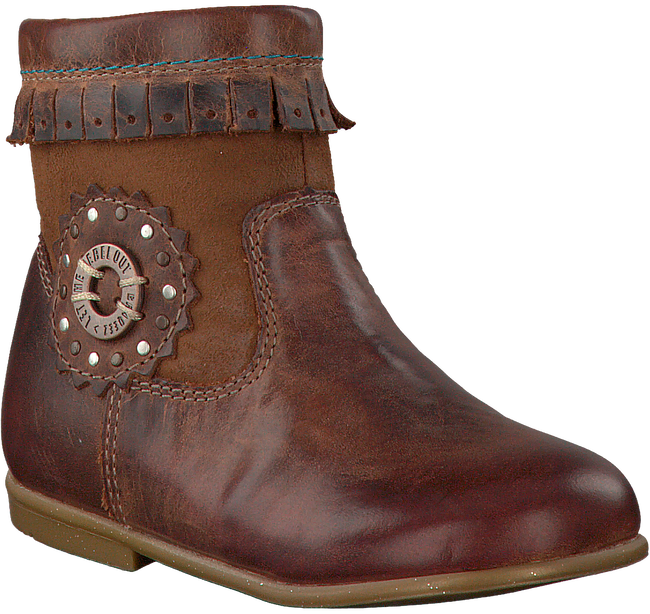 Brown BRAQEEZ High boots 417510 - large