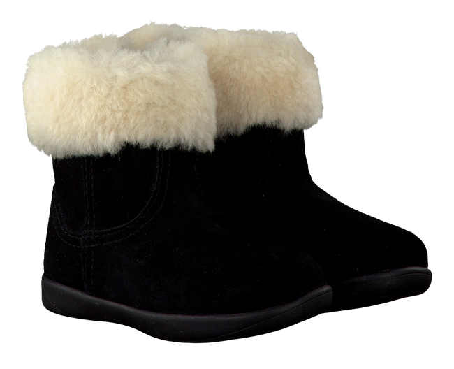 Black UGG High boots JORIE II - large
