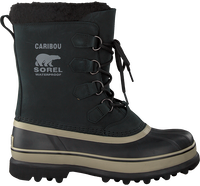 Black SOREL Ankle boots CARIBOU WL - medium