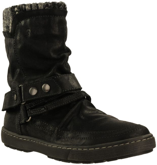 Black BULLBOXER High boots ACD 500 - large