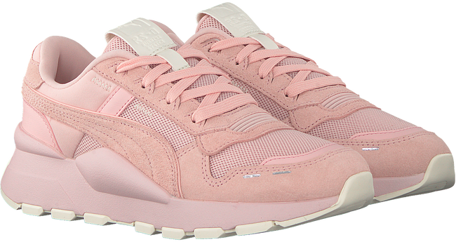Pink PUMA Low sneakers RS 2.0 SOFT WN'S  - large