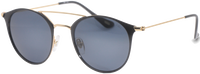 Black IKKI Sunglasses DINK  - medium