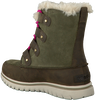 Green SOREL Ankle boots COZY JOAN - small