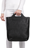 Black MYOMY Handbag CARRY SHOPPER - small
