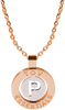 Gold TOV Necklace 1806 - small