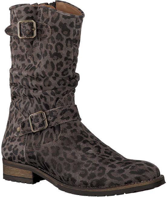Brown GIGA High boots 6541 - large