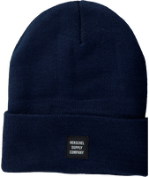 Blue HERSCHEL Bonnet ABBOTT - medium