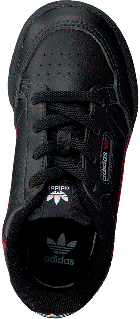 Black ADIDAS Sneakers CONTINENTAL 80 I  - large
