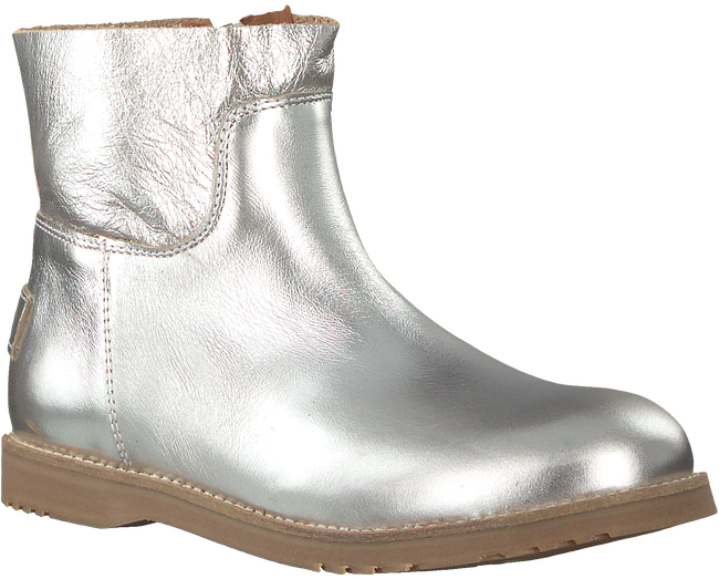Silver SHABBIES Booties SHK0028  - large