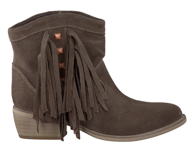 Taupe OMODA Booties R8502 - large