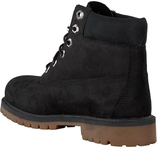 Black TIMBERLAND Ankle boots 6IN PRM WP BOOT KIDS - large