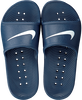 Blue NIKE Flip flops KAWA SHOWER (GS/PS)  - small