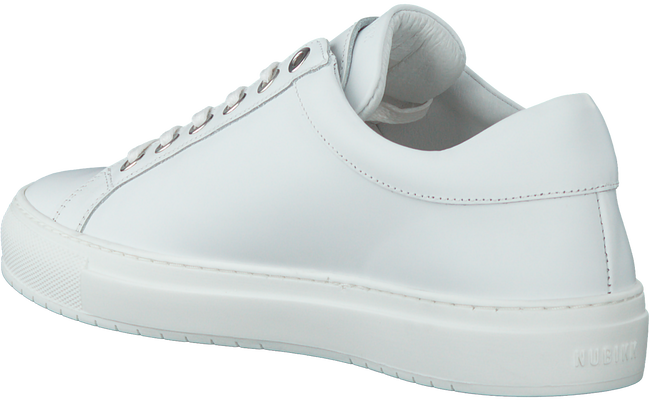 White NUBIKK Sneakers PURE GOMMA WOMAN - large