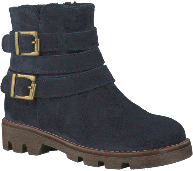 Blue OMODA High boots B890 - large