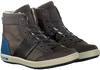 Grey BJORN BORG Ankle boots CHARLES HIGH POP - small