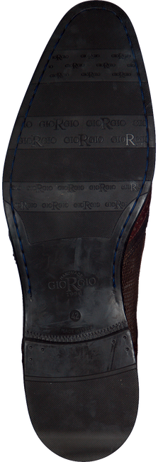 Brown GIORGIO Business shoes HE77607 - large